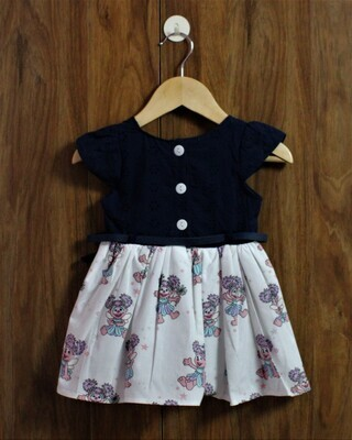Cotton dress(3 months to 2-3 Yrs.)