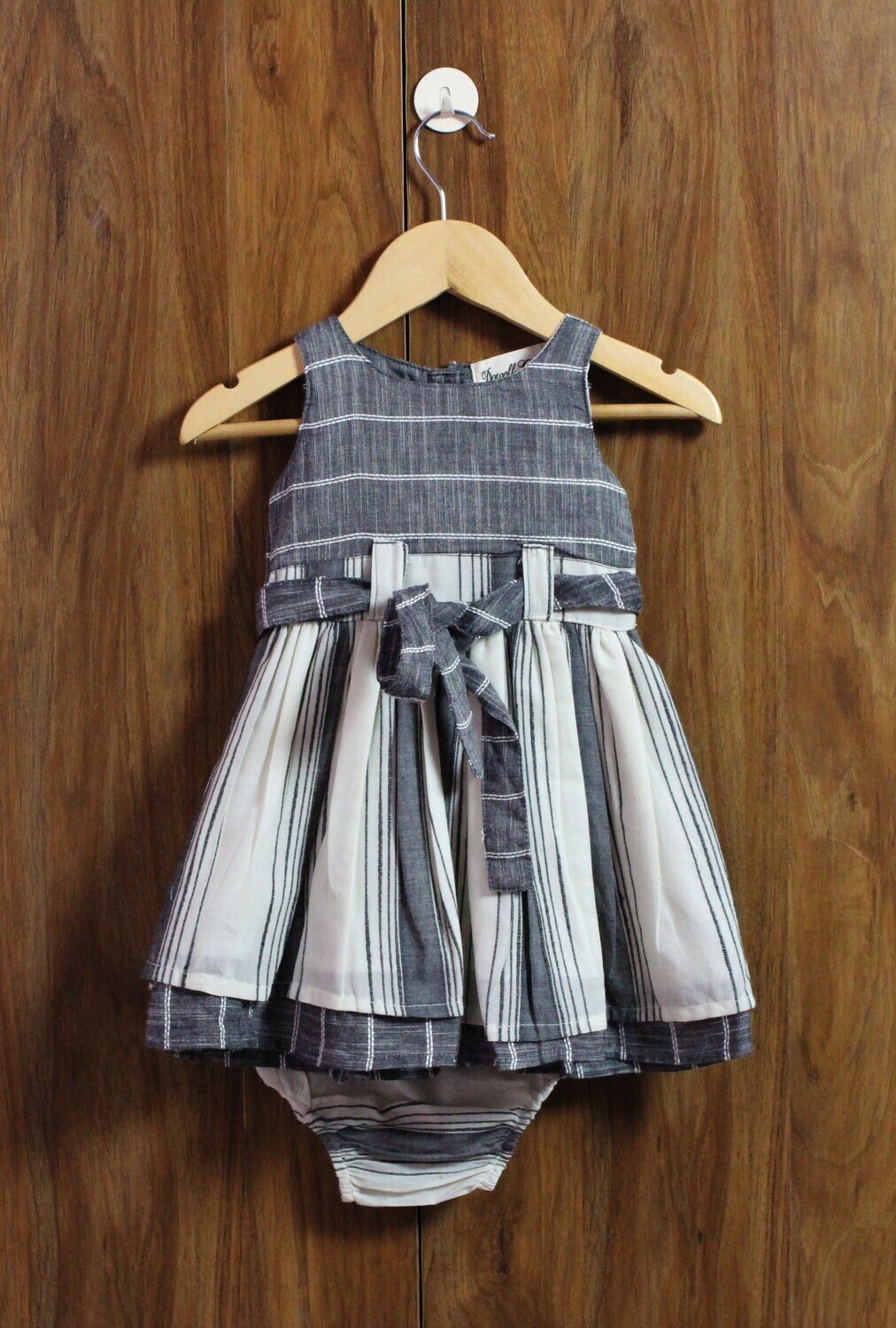 Cotton frock(6 months to 3 yrs.)