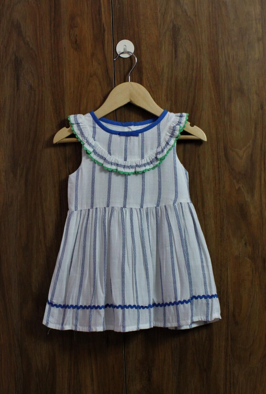 Cotton comfort dress(1 to 5 Yrs.)