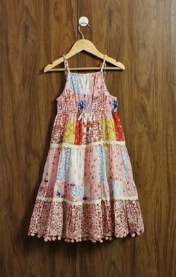 Full Ghera dress(4 to 12 Yrs.)