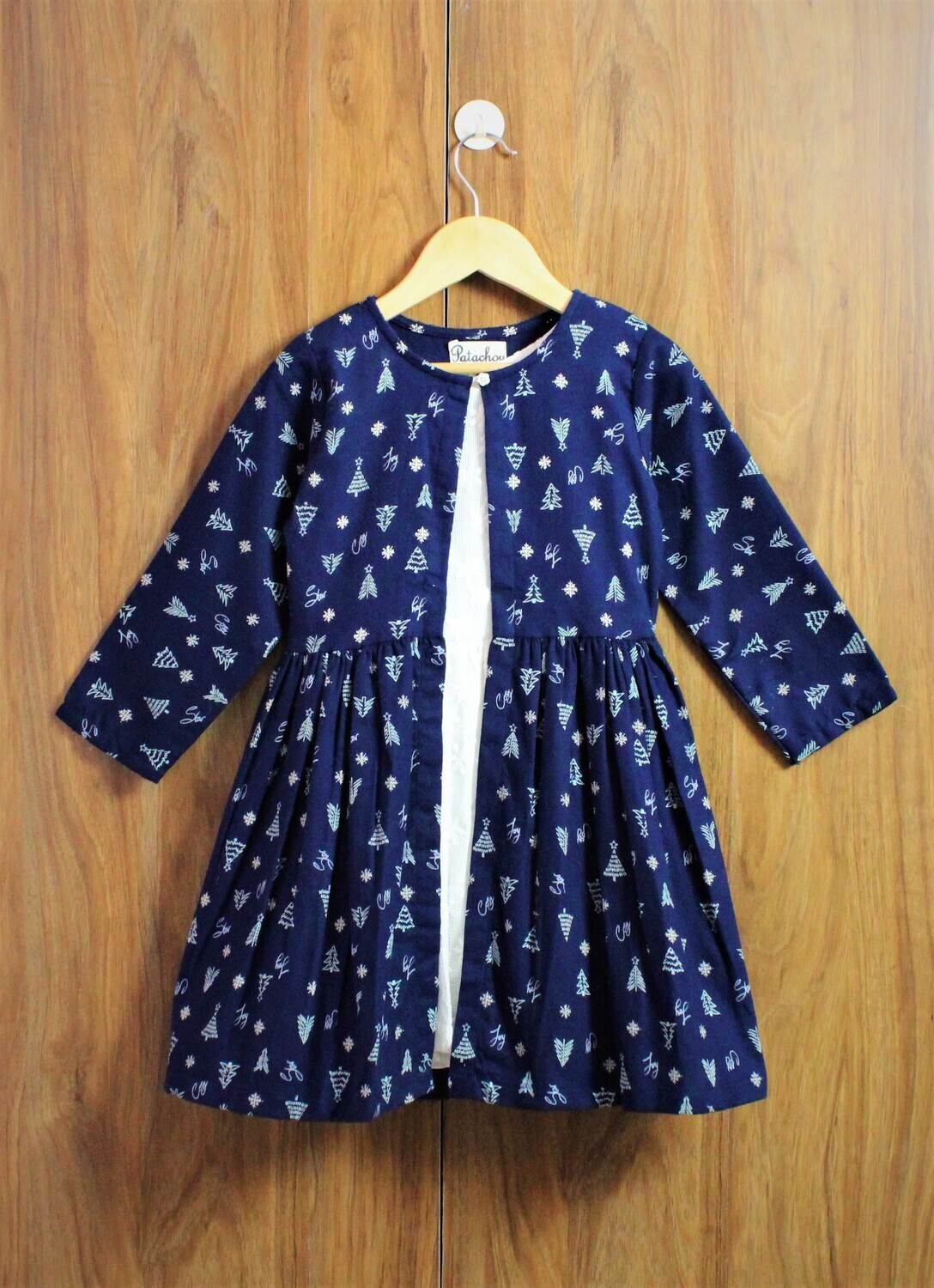 Full jacket with frocks(4 to 10-12 Yrs.)