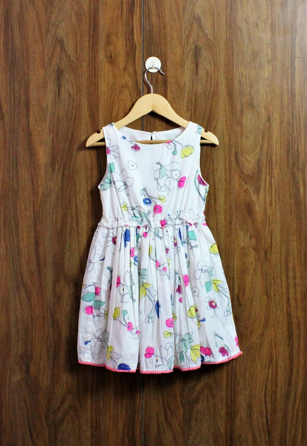 Cotton frocks (4 to12 Yrs).