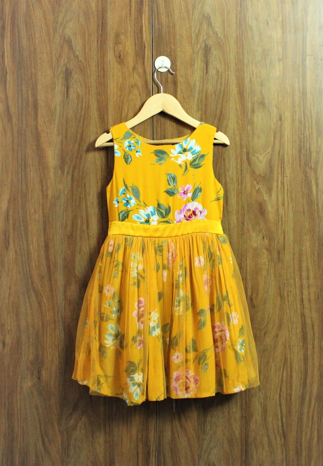 Three layers party frocks