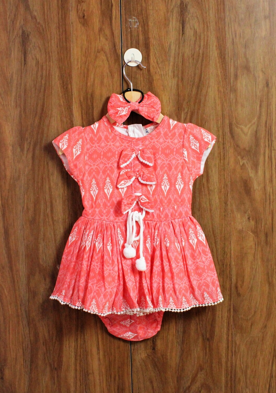 Soft material dress(3 months to 3 Yrs.)