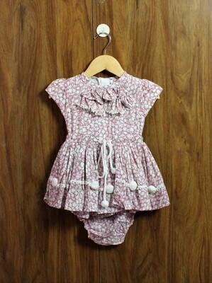 Soft fabric dress(3 months to 3 Yrs.)