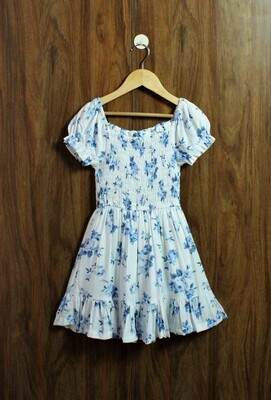 Smoked dress (4 to 12 Yrs.)