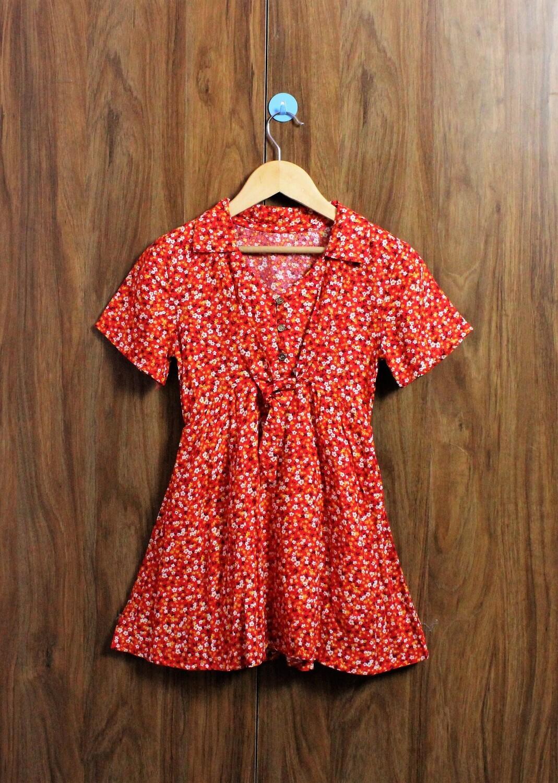 Half sleeves comfort Dress(4 to 12 Yrs.)