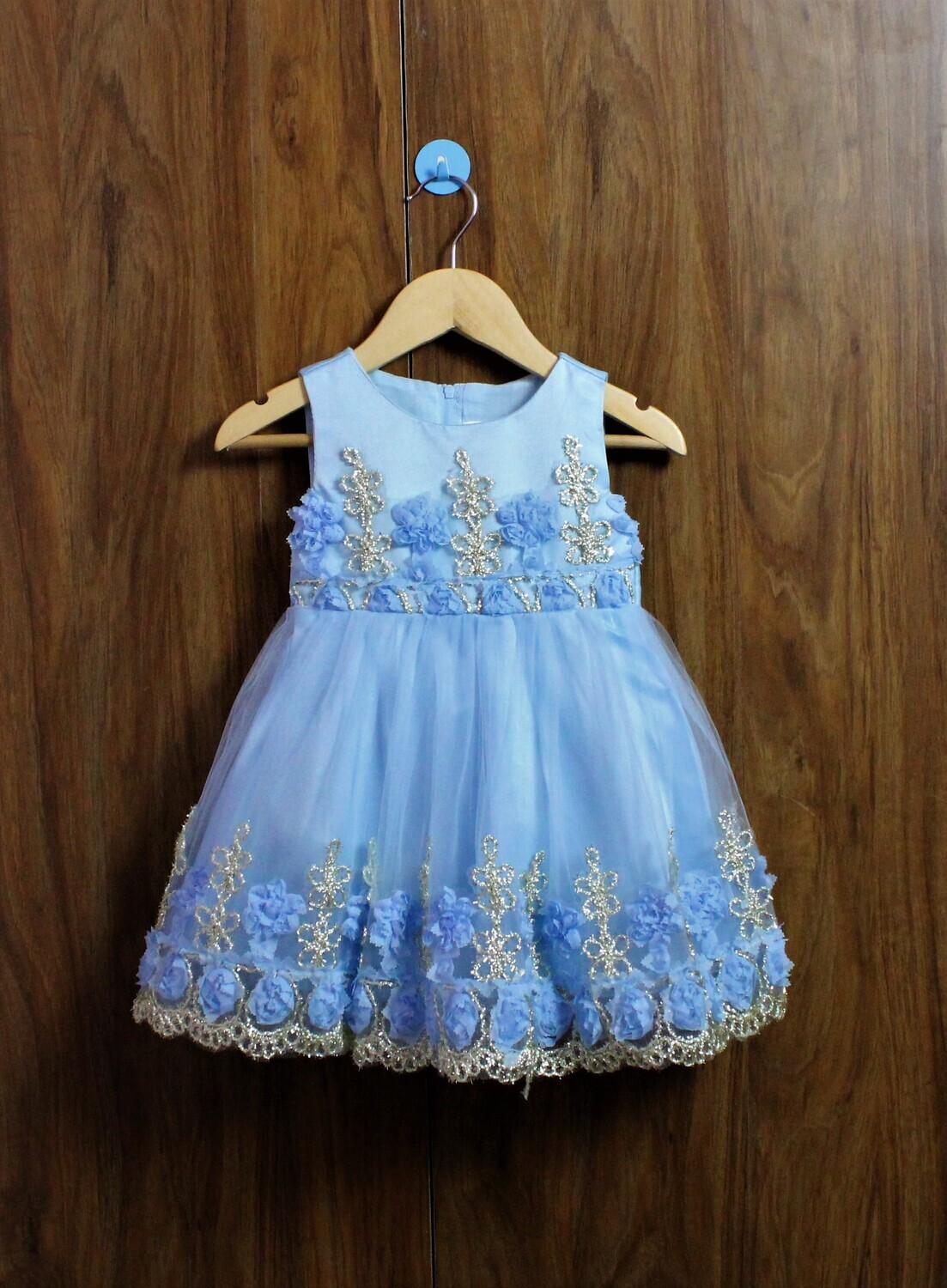 Grand party dress with extra comfort(1 to 3 Yrs.)