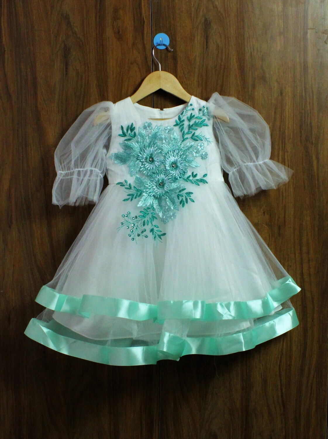 Party dress with extra comfort(6 to 14 Yrs)