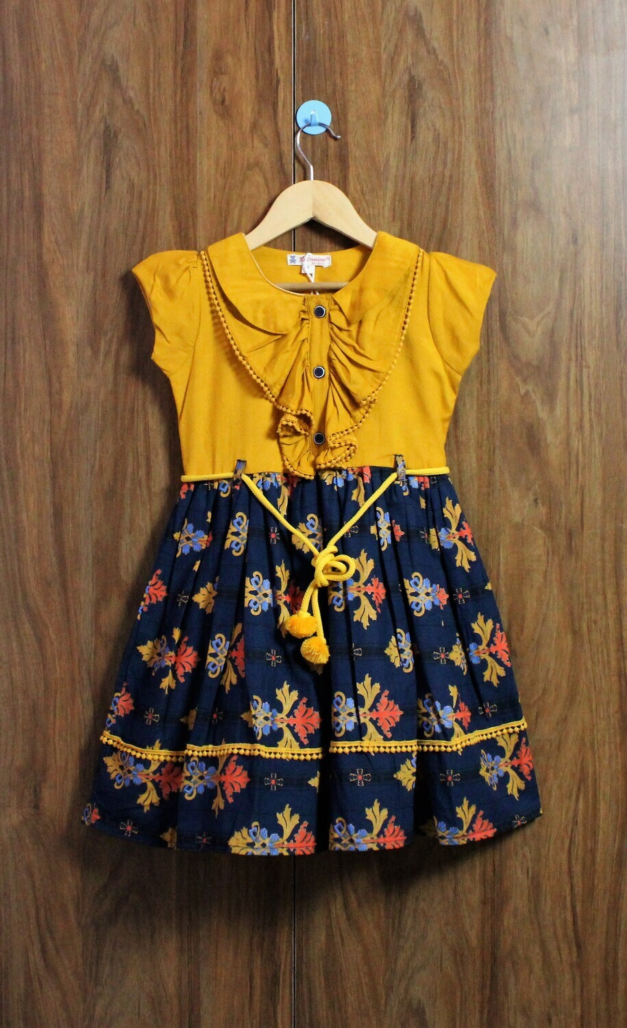 comfort frocks(4 to 8 Yrs.)