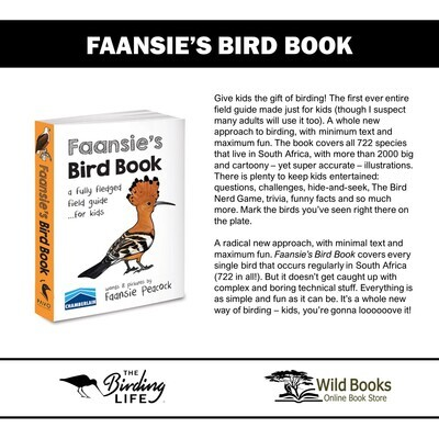 Faansie's Bird Book