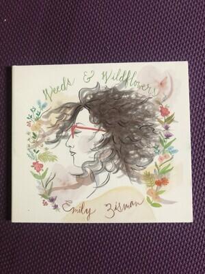 Weeds & Wildflowers CD