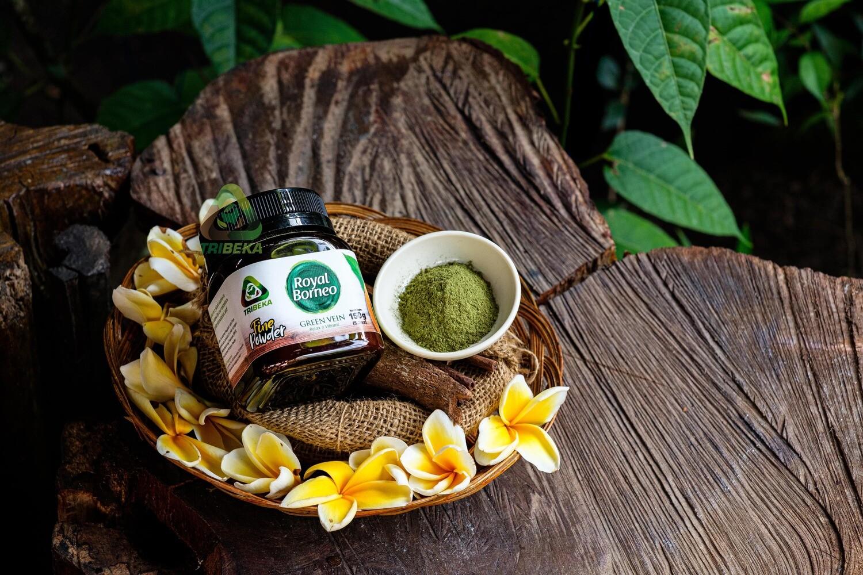 Royal Green Borneo Kratom Powder