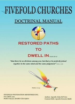 Fivefold Churches Doctrinal Manual
