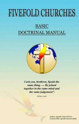 Fivefold Churches Basic Doctrinal Manual (digital download)