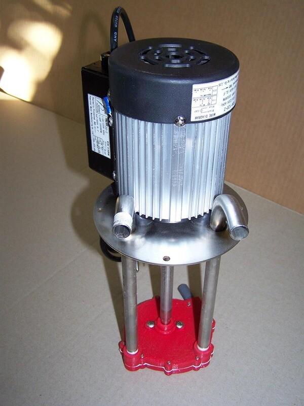 Fountain Solution Pump - USA - 115 volt