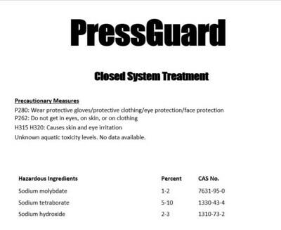 PressGuard