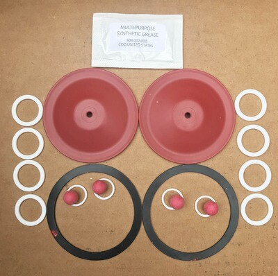 Rebuild Kit for Tresu CC3 / CC5 Pump