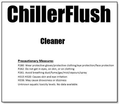 ChillerFlush
