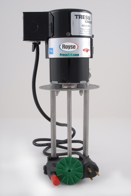 Tresu Royse Nova Pv pump (solution pump) 115 Volt
