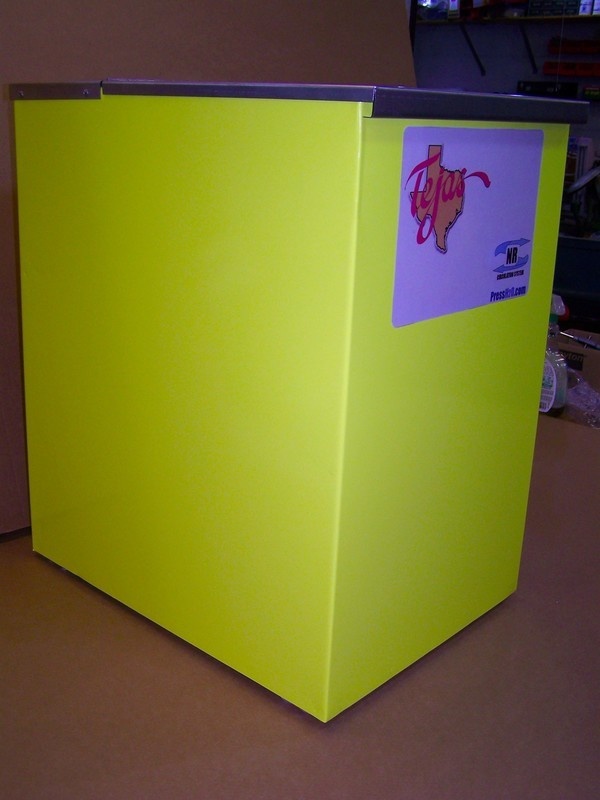 5- Gallon Recirculation System (non-refrigerated)