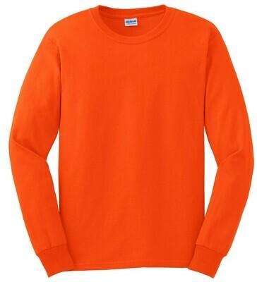 Round Neck TEE Shirt (L-Sleeve)