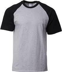 Round Neck Raglan Short Sleeve