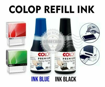 Colop Refill Ink
