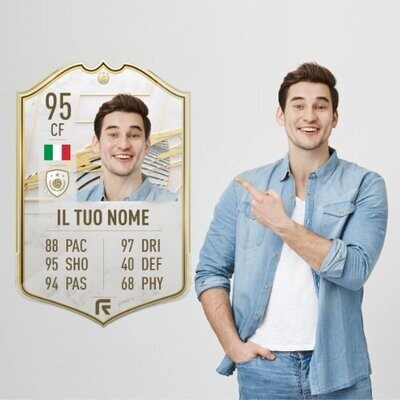 FIFA Ultimate Team card
