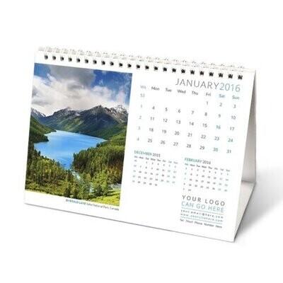 Calendari illustrati da tavolo
