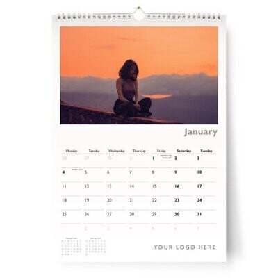 Calendari illustrati da parete