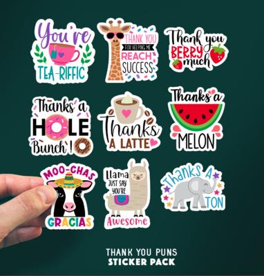 Small Business Sticker Bundle