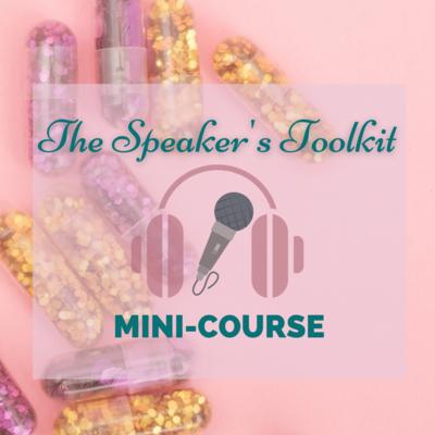 Speaker's Toolkit Course
