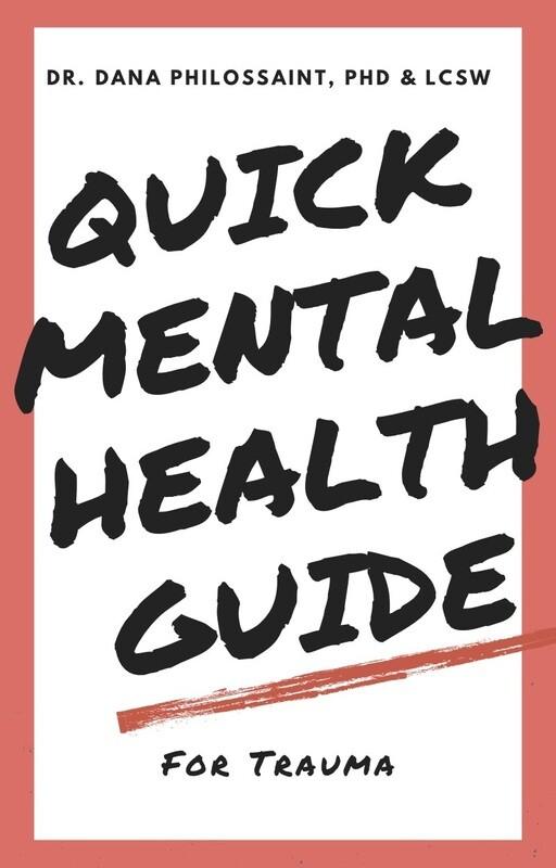 Quick Mental Health Guide for Trauma