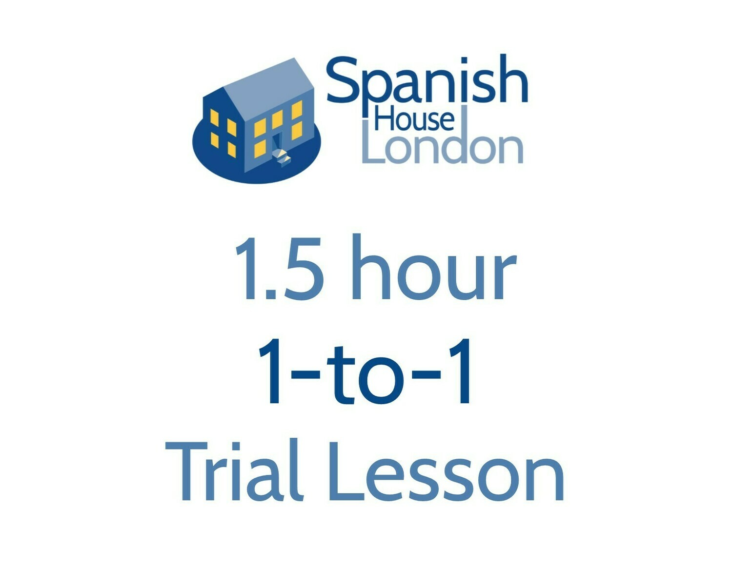 1.5 hour 1-to-1 Trial Lesson