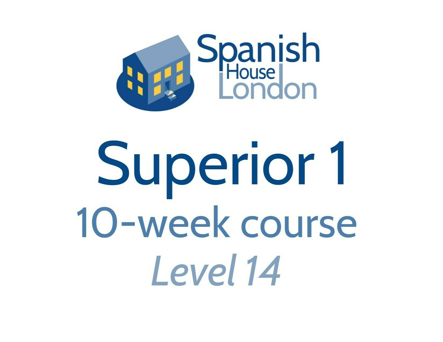 Superior 1 Course starting on 1st February at 7.30pm