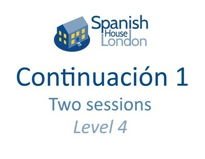 Five-Week Continuacion 1 Recap course starting on 6th January at 7.30pm
