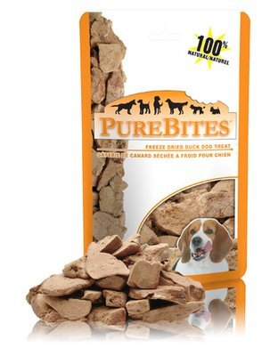 PureBites Freeze Dried Duck Treats