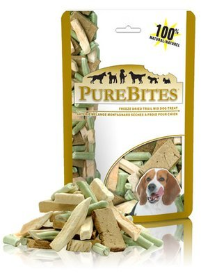 PureBites Freeze Dried Trail Mix Treats