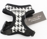 Freedom Houndstooth Harness Black