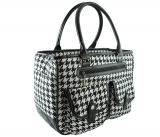 Houndstooth Carrier