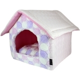 Cotton Candy House Pink