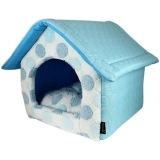Cotton Candy House Blue