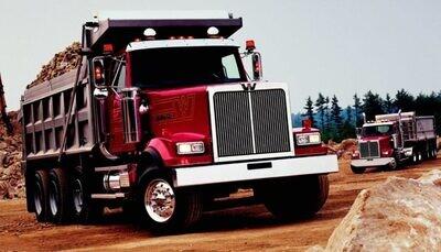 Unscreened Fill - Semi or Dump truck