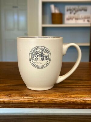 Sturgis Library Bistro Mug