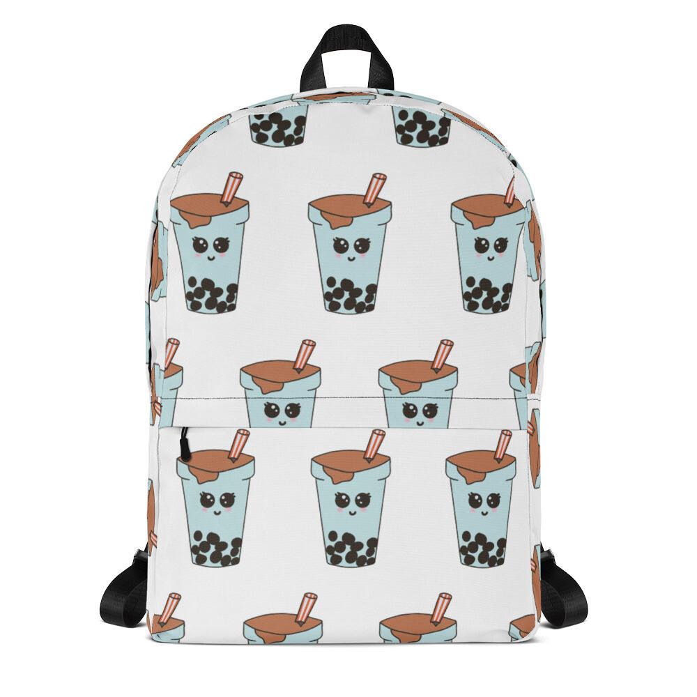 Boba Tea Backpack Swee•tea™️ Aqua•tea™️