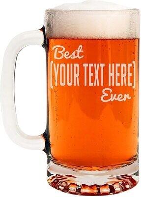 Beer Mug 16oz