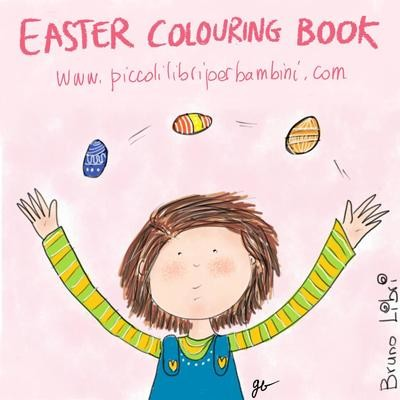 Easter Colouring Book FREE