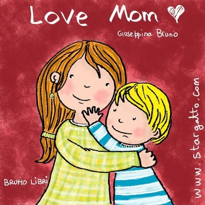 Love Mom (colouring book)