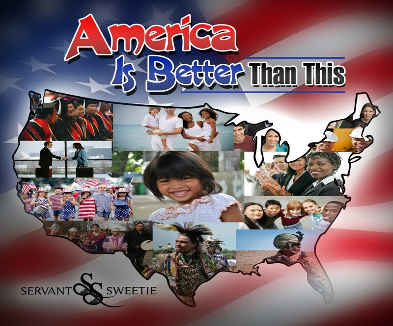 America Is Better Than This w/ Performance Track (Single)